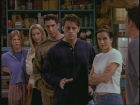The One Where Chandler Can't Remember Which Sister